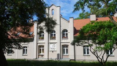 Dawny szpital św. Jerzego, wzniesiony w latach 1859-60 w miejscu cmentarza św. Jerzego, fot. APU