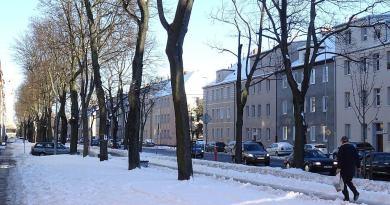 ul. Kościuszki w Gdańsku