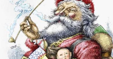 Dlaczego św. Mikołaj dwukrotnie przynosi prezenty?