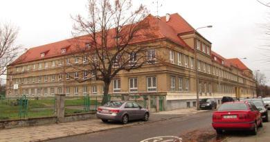 Szkoła z Osiedla Wojska Polskiego