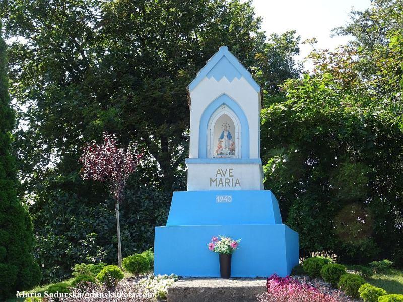 Kapliczka w Lubiszewie