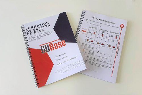 Livre d'étude de gestion de base