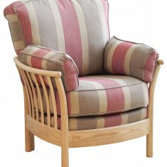 What Type Of Fabric To Cover Kitchen Chairs Purple Parsons Chair Ercol Renaissance Piccola Easy
