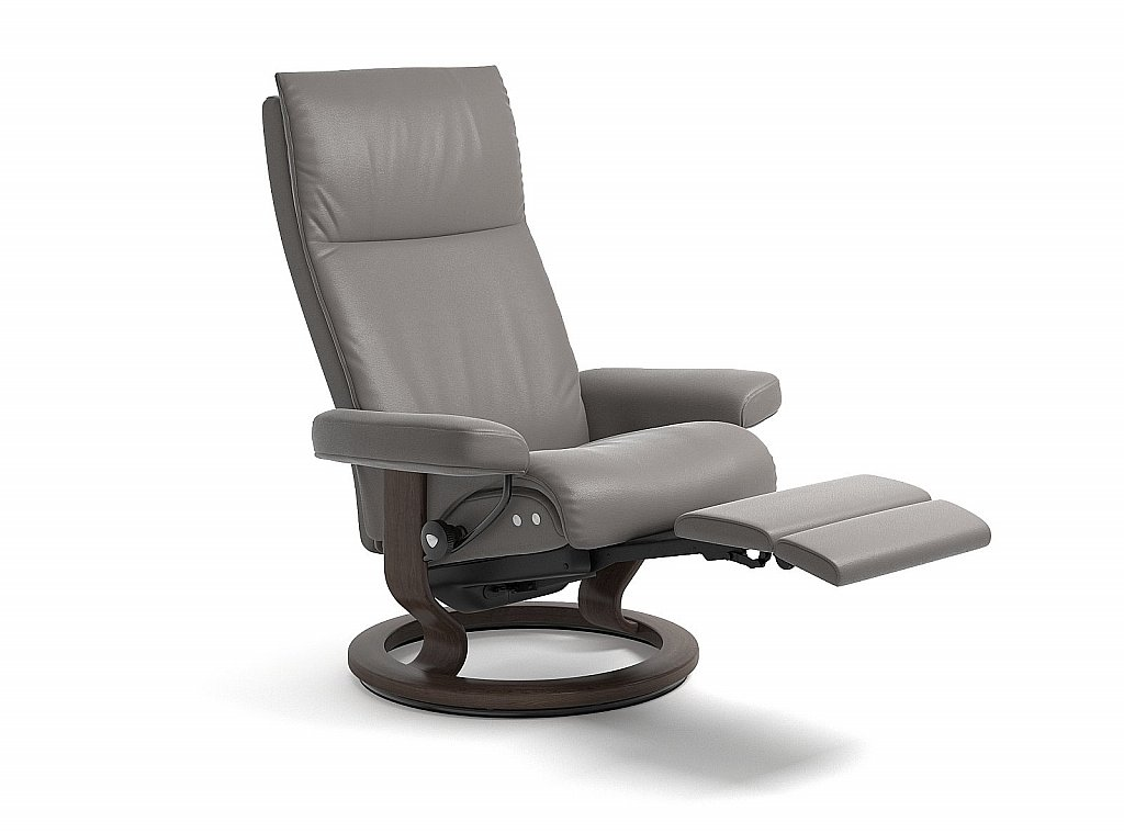 stressless office chairs uk hanging chair indoor aura recliner