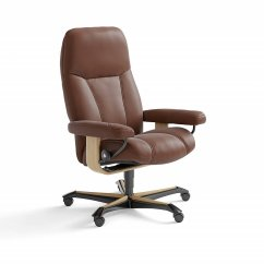 Stressless Office Chairs Uk Cheap Tablecloths And Chair Covers For Rent Consul Medium