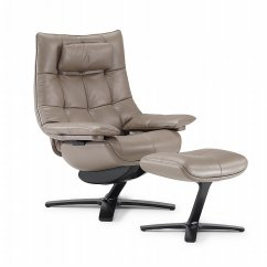 Natuzzi Lounge Chair Ikea Clear Italia Revive Quilted King 600k Recliner