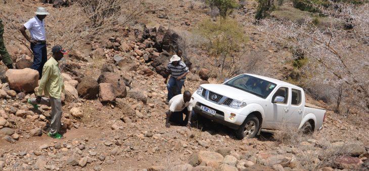 Driving to provide green energy for Kenya
