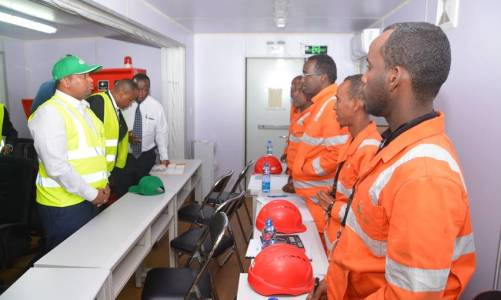 Plans for the second phase of Djibouti Geothermal Energy Development Authority training on course