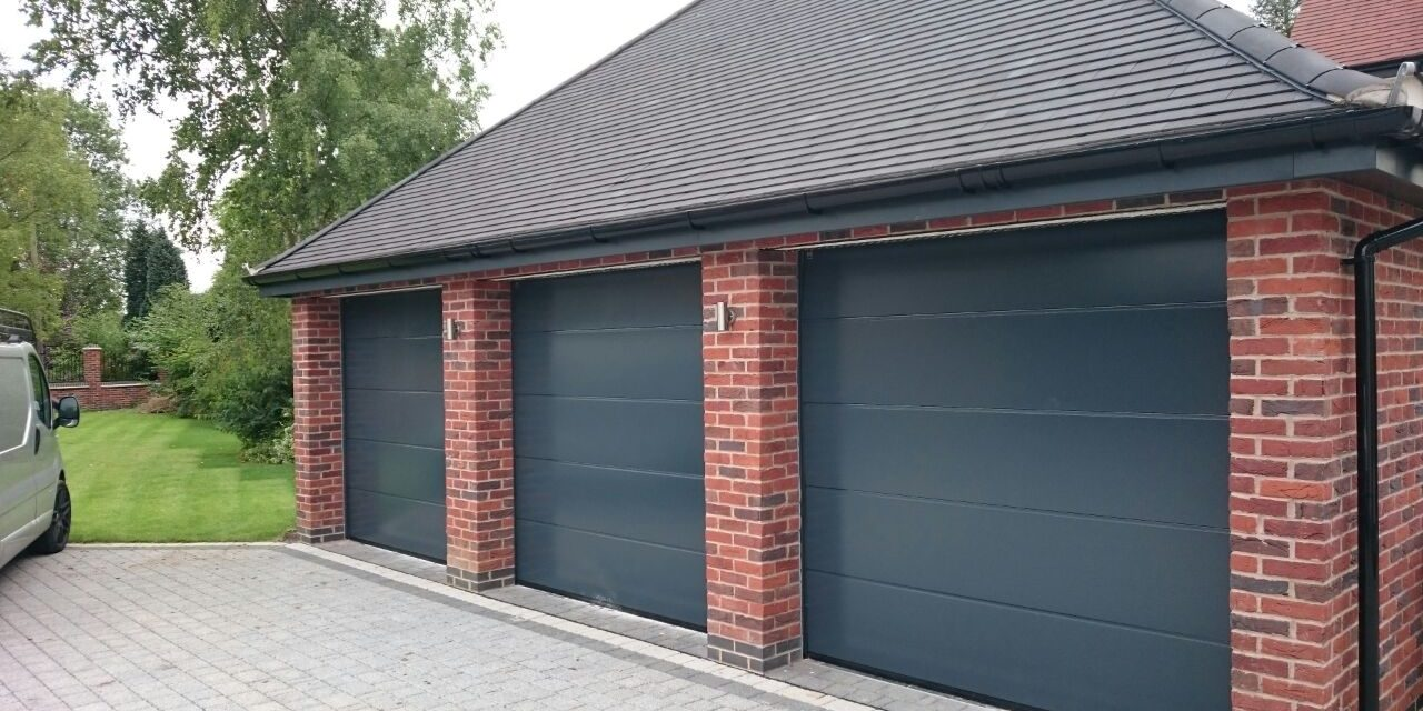 Hormann Sectional Garage Doors in Nottingham  Garage Door