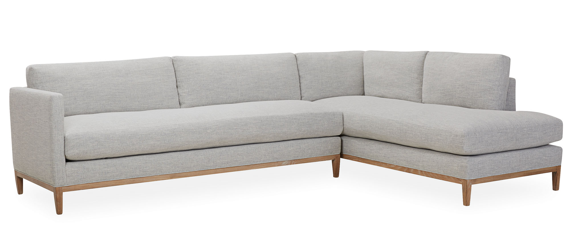 henry right facing sectional