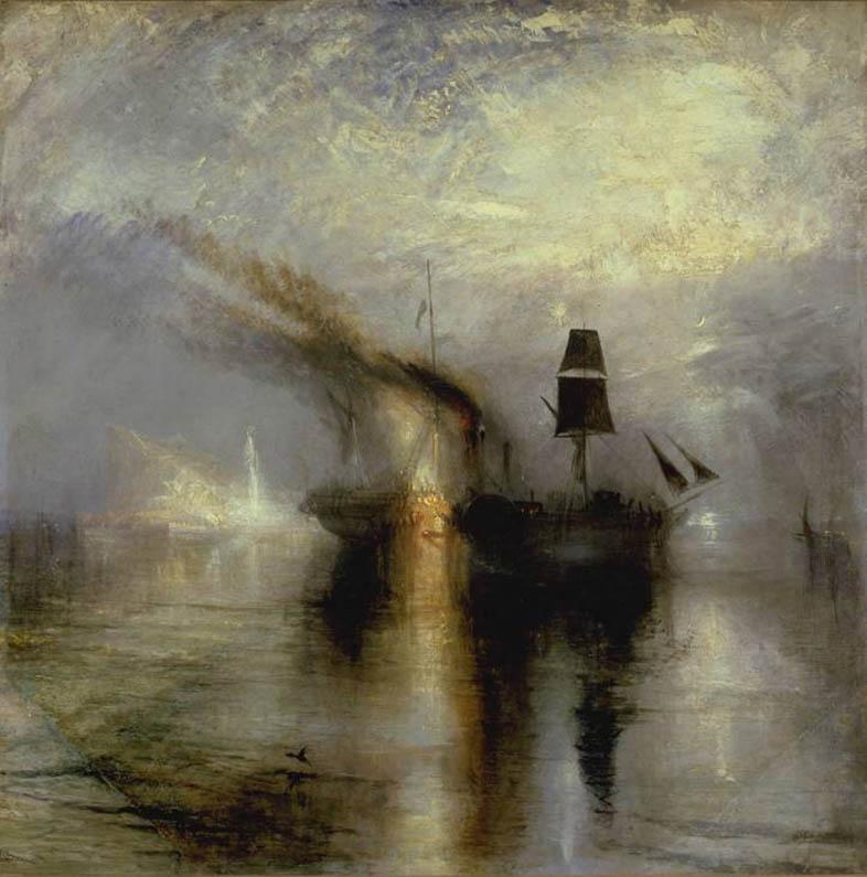 late Turner