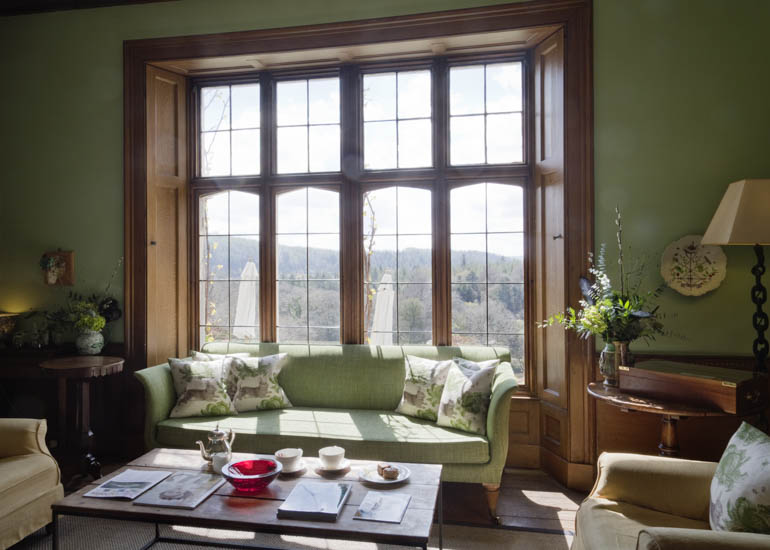 Endsleigh Hotel GDC interiors Journal