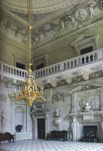 Life Changing Power Of Interior Design Houghton Hall Stone
