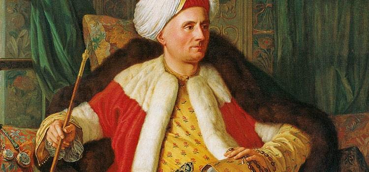 Turquerie An Eighteenth-Century European Fantasy GDC interiors Journal