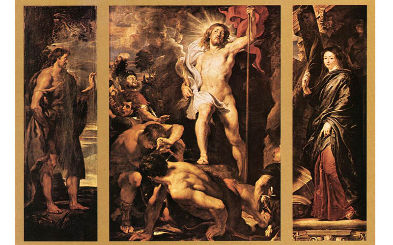 Rubens The Resurrection of Christ