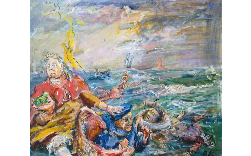 Rubens and his legacy kokoschka