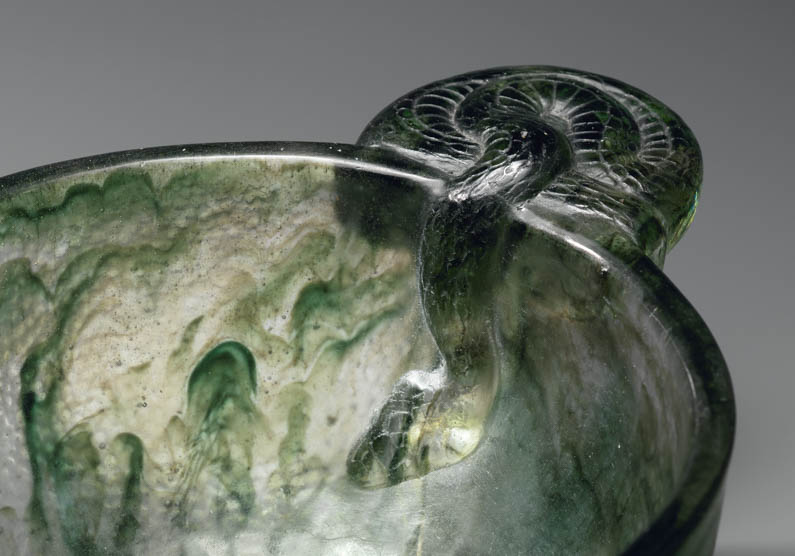 bowl detail French Art Deco by Jared Goss