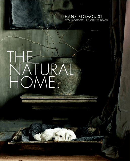 the Natural Home cover