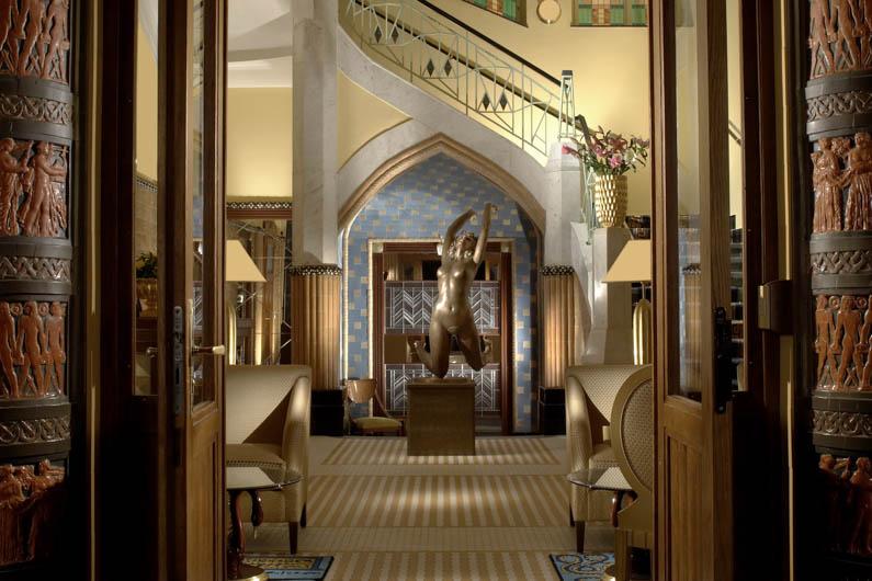 Art deco hotels 10 of the world 39 s best for Art hotel prague