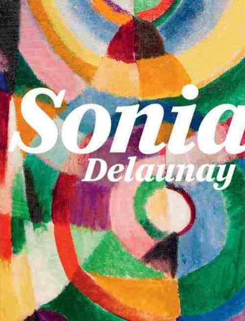 Sonia Delaunay exhibition catalogue