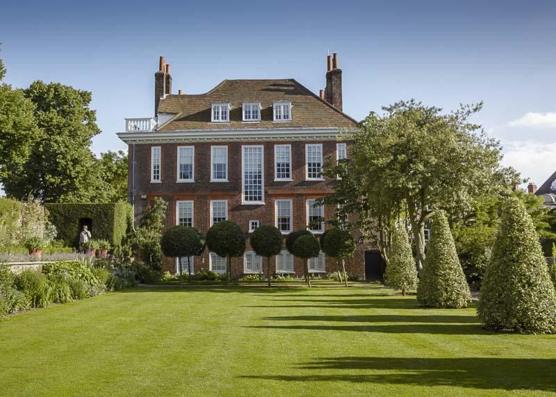 Fenton House and Garden National Trust Gardens