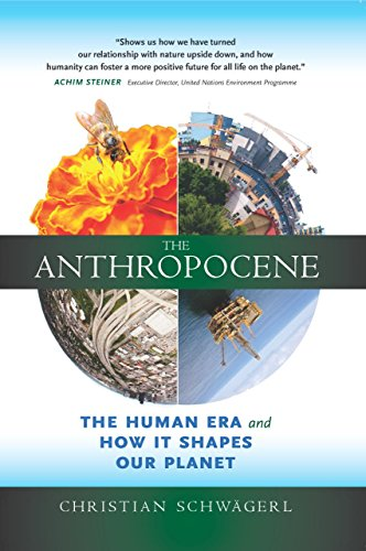 Anthropocene A New Planet Shaped by Humans book cover