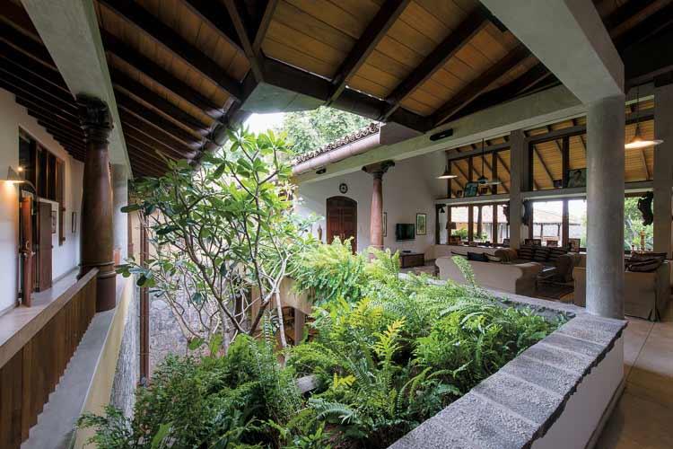 New Sri Lanka House Designs Legacy Of Geoffrey Bawa