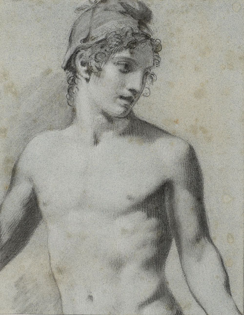 Paris Prince of Troy by Pierre-Paul Prud'hon