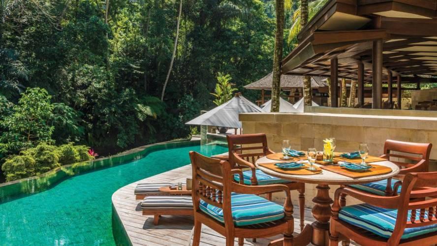 Riverside Cafe at Four Seasons Bali Sayan