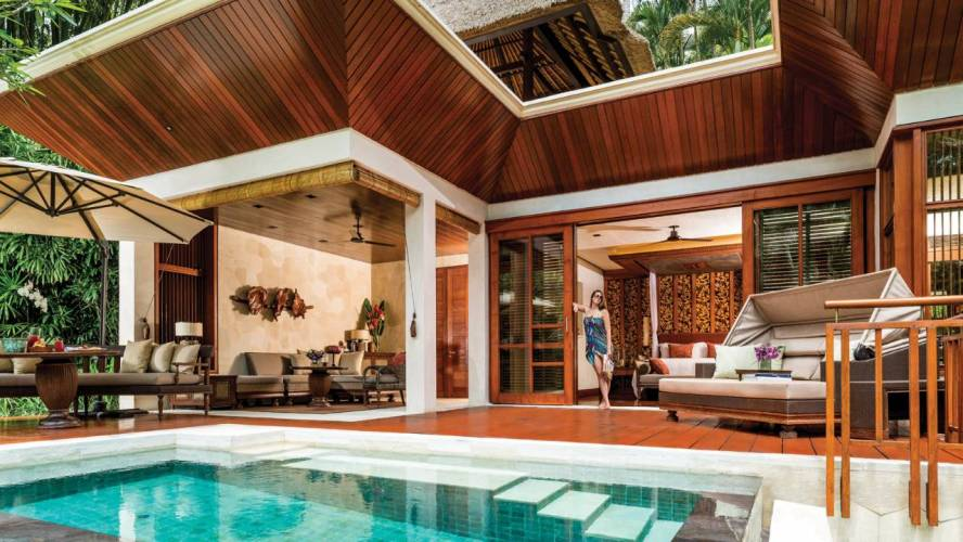 One Bedroom Villa at Four Seasons Bali Sayan