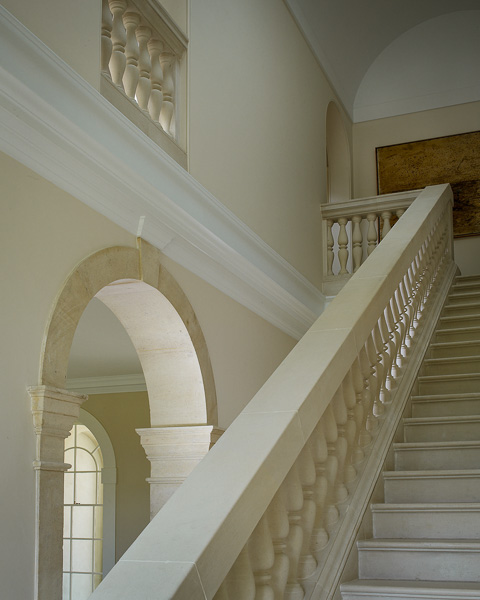 Wudston House Wiltshire The Country House Ideal Recent Work by ADAM Architecture