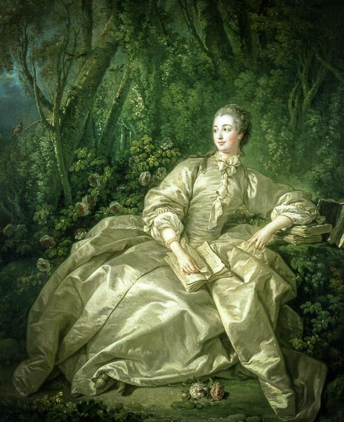 The European Crisis of Confidence Madame de Pompadour