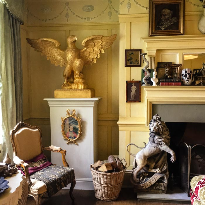 GDC interiors English country House