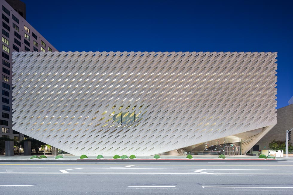 100 Most Important Buildings The Broad