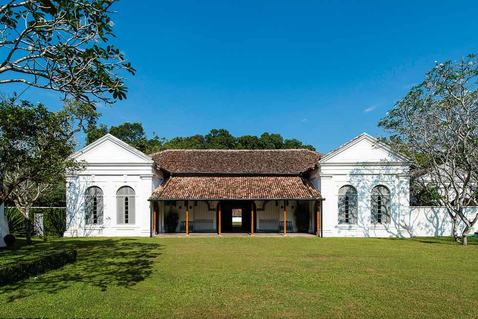 The Sunethra Bandaranaike House by Geoffrey Bawa the Best of Sri Lankan Architecture