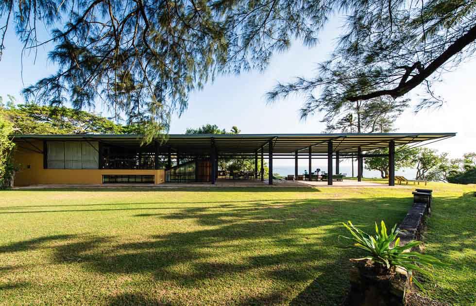 Jayawardene House by Geoffrey Bawa the Best of Sri Lankan Architecture