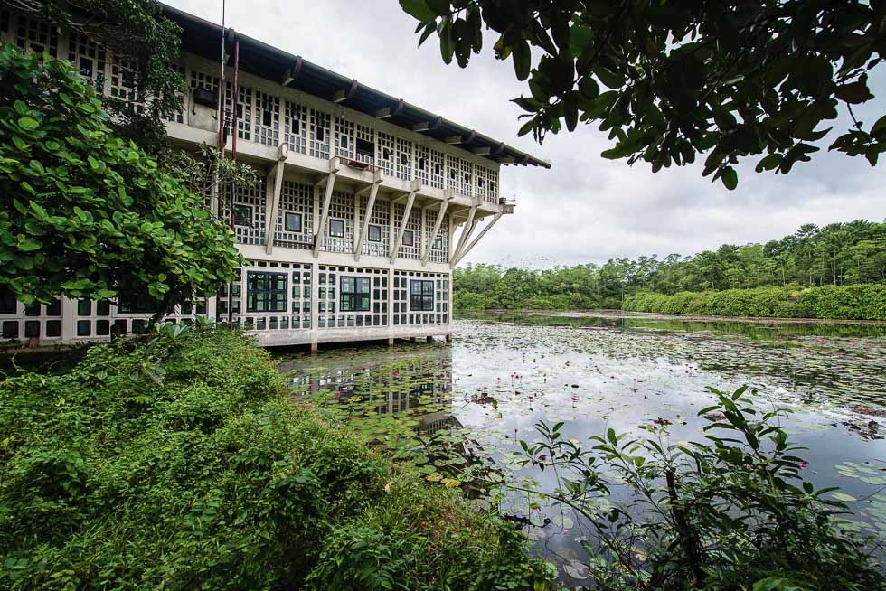 Steel Corporation Offices and Housing by Geoffrey Bawa the Best of Sri Lankan Architecture