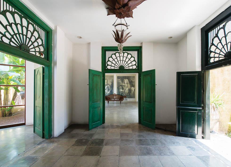 Geoffrey Bawa's The Jayakody House the Best of Sri Lankan Architecture