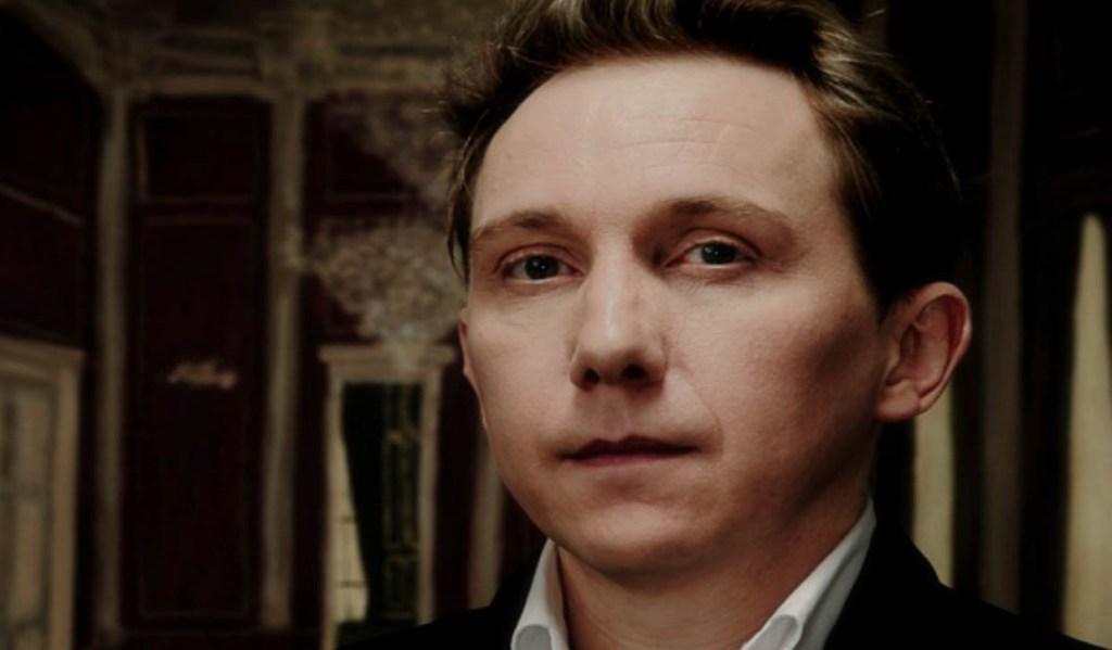 Rupert Dixon portrait