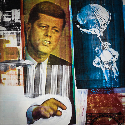 ROBERT RAUSCHENBERG London Art and Design Events January 2017