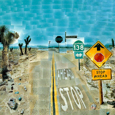 DAVID HOCKNEY London Art and Design Events February 2017