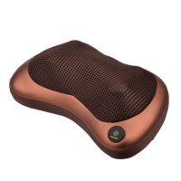 GTE Vibrating Kneading Neck Back Massage Pillow