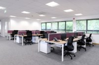 Office Interior Photography in London, UK