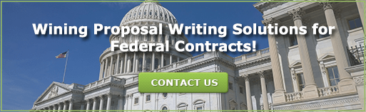 federal government proposal writing services