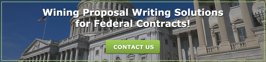 proposal writing solutions for federal contracts