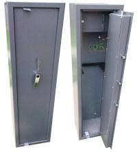 Vault 6 gun cabinet inner ammo safeClay pigeon traps, Gun