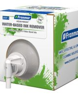 Franmar Water-based Ink Remover available at GDM Graphics