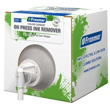 Color Change On Press Ink Remover available at GDM Graphics