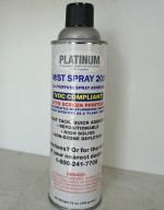 Platinum Mist Spray 200 All Purpose Spray Adhesive from GDM Graphics