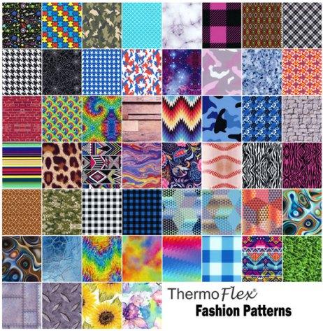 ThermoFlex Fashion Patterns
